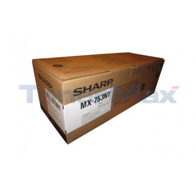 SHARP MX-M753 TONER CARTRIDGE BLACK
